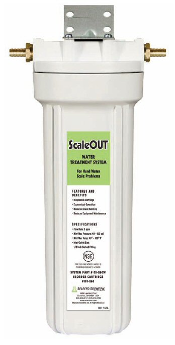 Selecto ScaleOUT-W Inhibits Scale Build-Up