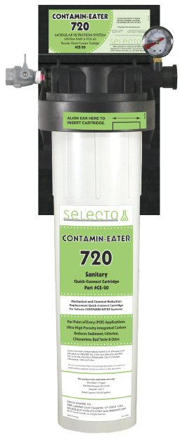 Replacement Cartridge for the Contamin-Eater 720 Whole House Water Filter